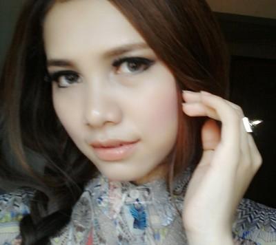 GAMBAR OKIRA GIRL BAND BEXXA DICUM RAFFI AHMAD PUTUS DENGAN YUNI SHARA