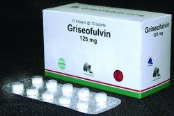 Griseofulvin 500mg obat fungsi