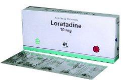 Info Obat : Loratadine 10 mg