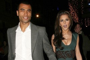 Top Celebrity  Ashley Cole