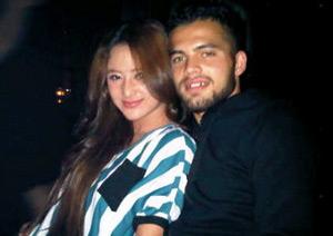 Foto-foto Hot Dewi Persik dengan Diego Michiels
