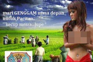 jupe7 10 Foto Nakal Artis Indonesia Paling Heboh
