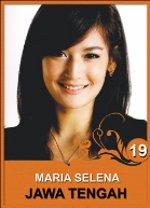 Foto Maria Selena Putri Indonesia 2011