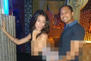 sheila9 10 Foto Nakal Artis Indonesia Paling Heboh