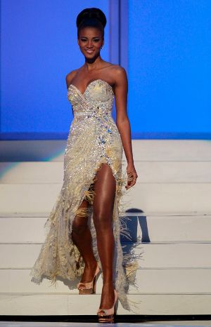 Leila Lopes Miss Universe 2011 Angola
