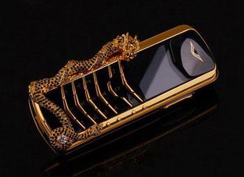5 Ponsel Paling Mahal di Dunia 4Vertu-Signature-Cobra