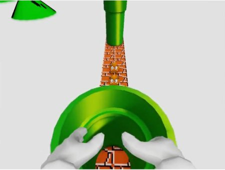 Super Mario Bros Jadi FPS Lewat Unreal Engine