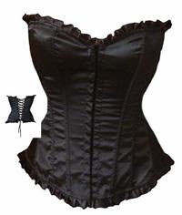 Korset telah dikenal sebagai pakaian dalam yang mampu membuat tubuh wanita  tampak lebih berlekuk a72766642a