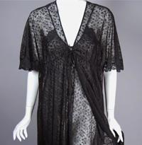 Model lingerie seksi lainnya adalah peignoir 0fd4658ab1