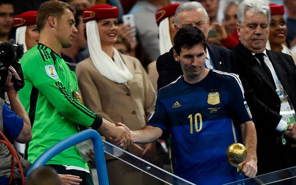 Messi di Final Piala Dunia: Dari Muntah (Lagi) Sampai Tanpa Ekspresi