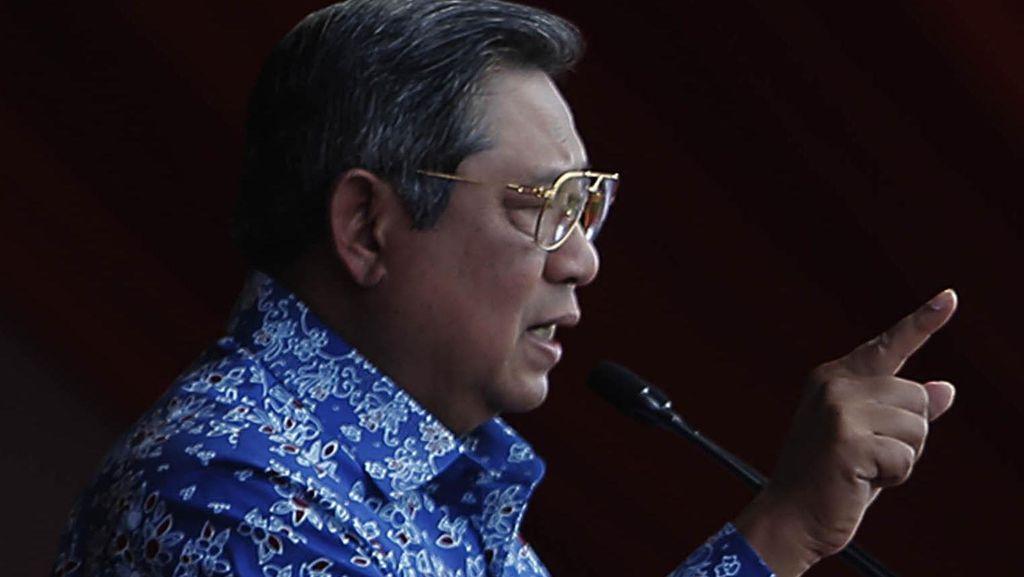 Siapa Orang Istana yang Tak Suka SBY Kritik Pemerintah?