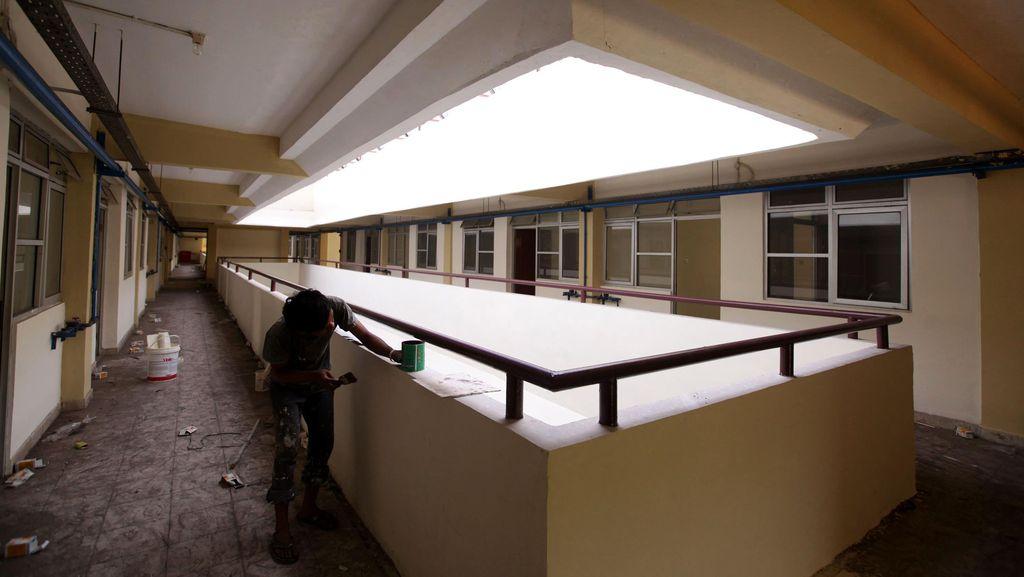 Tinggal di Rusun Jatinegara, Warga Kp Pulo Pertanyakan Keamanan Hunian
