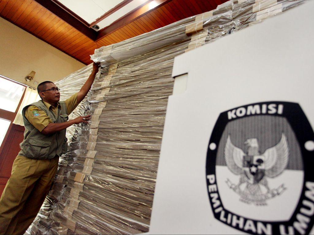 Hanya Ada Calon Tunggal di Pilkada Surabaya, Pacitan dan Blitar