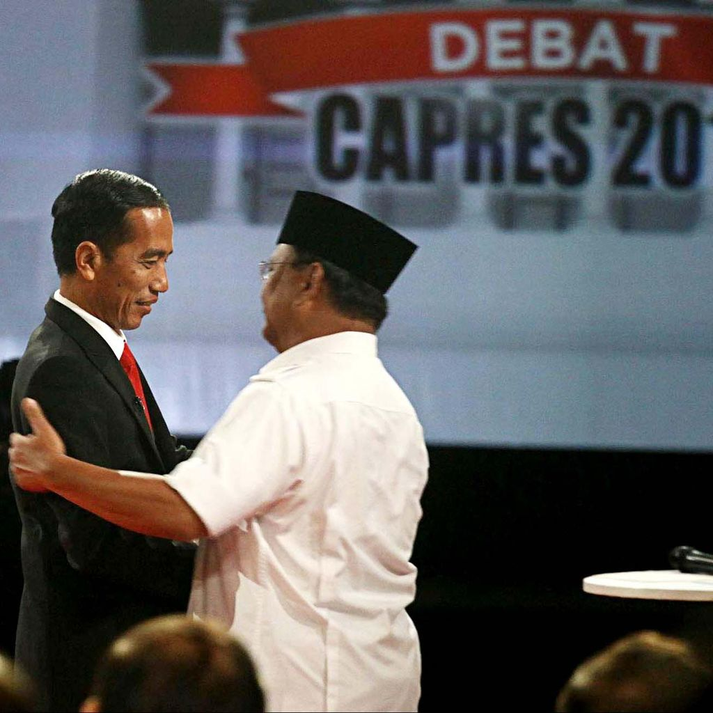 Gerindra: Jokowi Jangan Pikirkan Pilpres 2019, Fokus Dulu Urus Negara