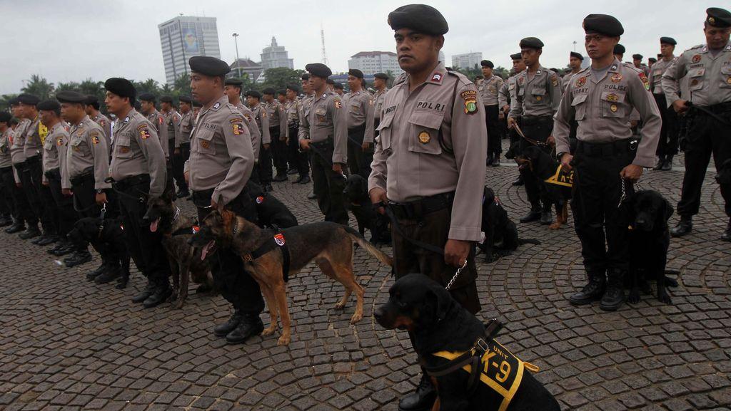 Soal Dukungan Ketua KPK Agar Gaji Polisi Naik, Ini Kata Mabes Polri