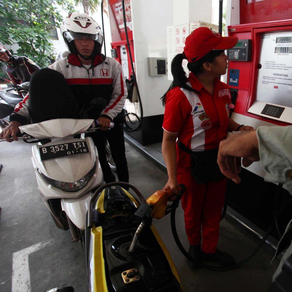 Kementerian ESDM: Harga Jual BBM Subsidi Tak Berubah