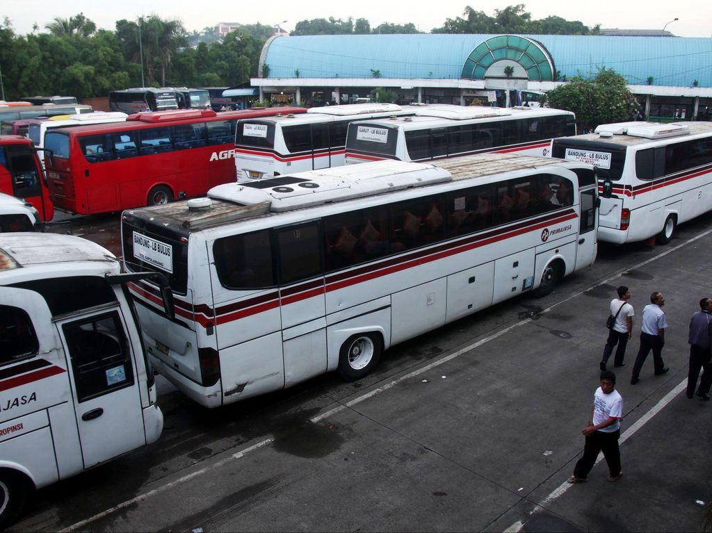 Sudah Ada 1.363 Bus Mudik Gratis Untuk Angkut Pemudik dari Jakarta