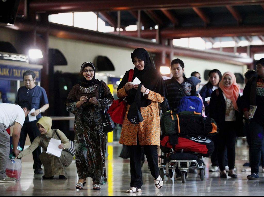 2,7 Juta Penumpang Hilir Mudik di Bandara Cengkareng H-7 dan H+7 Lebaran