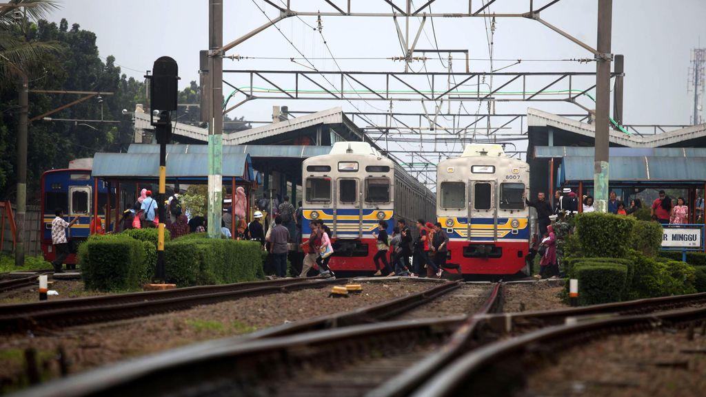 KRL Commuter Line Beroperasi Normal Saat Libur Lebaran