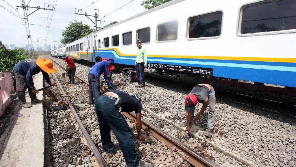 Daop 5 Purwokerto Waspadai 28 Titik Rawan Bencana di Jalur KA