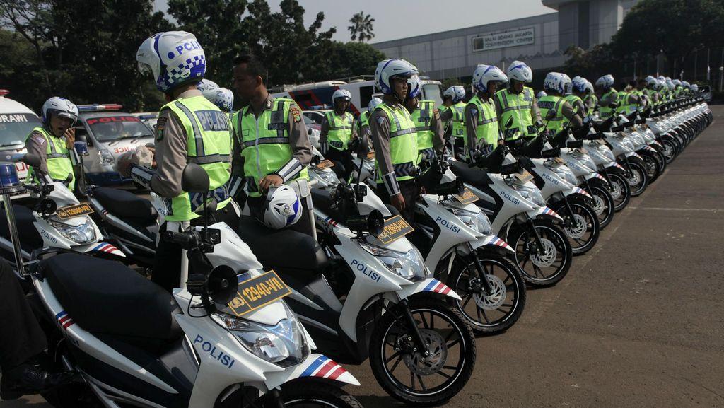Damai itu Indah! Begini Strategi Polisi Amankan Bobotoh Persib di Jakarta