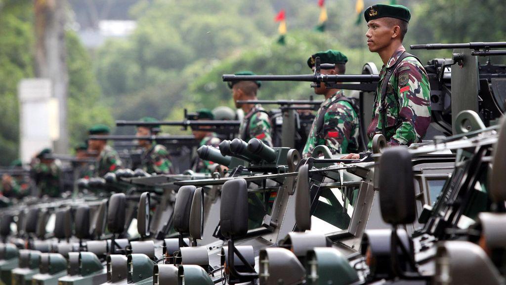 Antisipasi Konflik Laut China Selatan, Menhan Perkuat Perbatasan Natuna