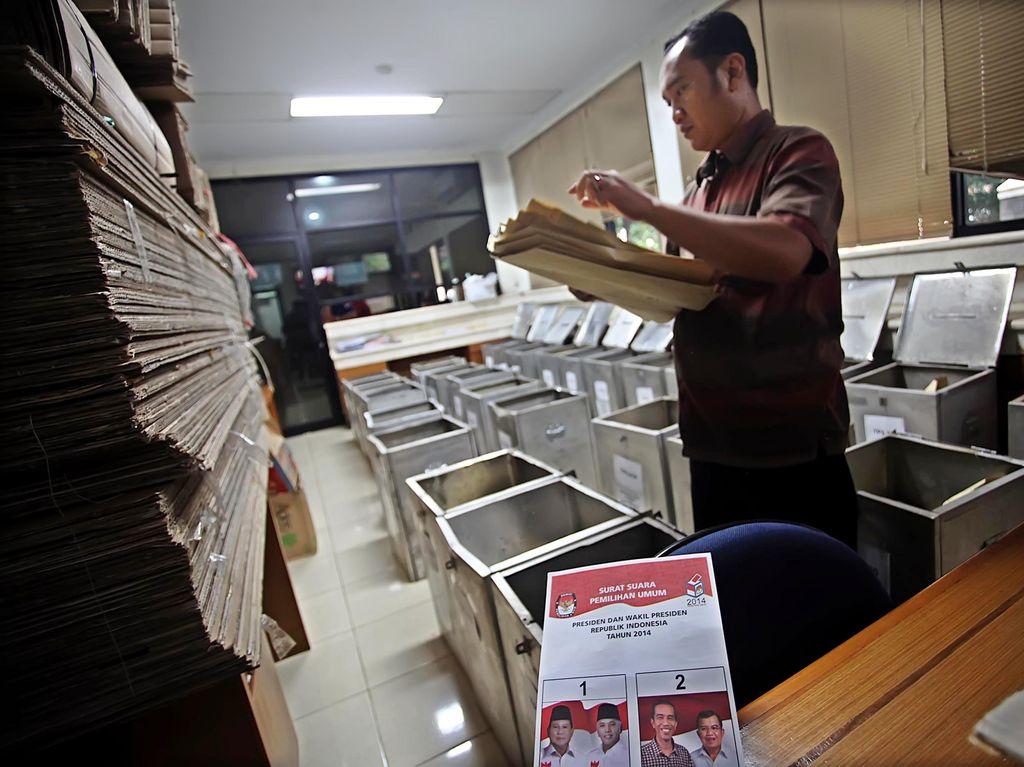 Pendaftaran Calon Kepala Daerah di Pilkada 2015 Ditutup Hari Ini