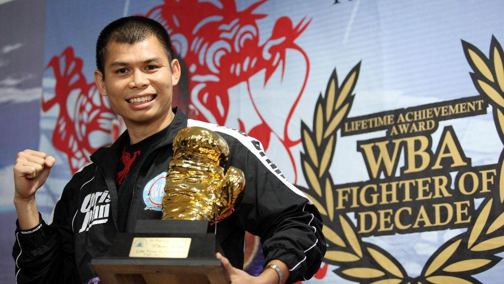 Chris John Jadi Duta Wushu Indonesia