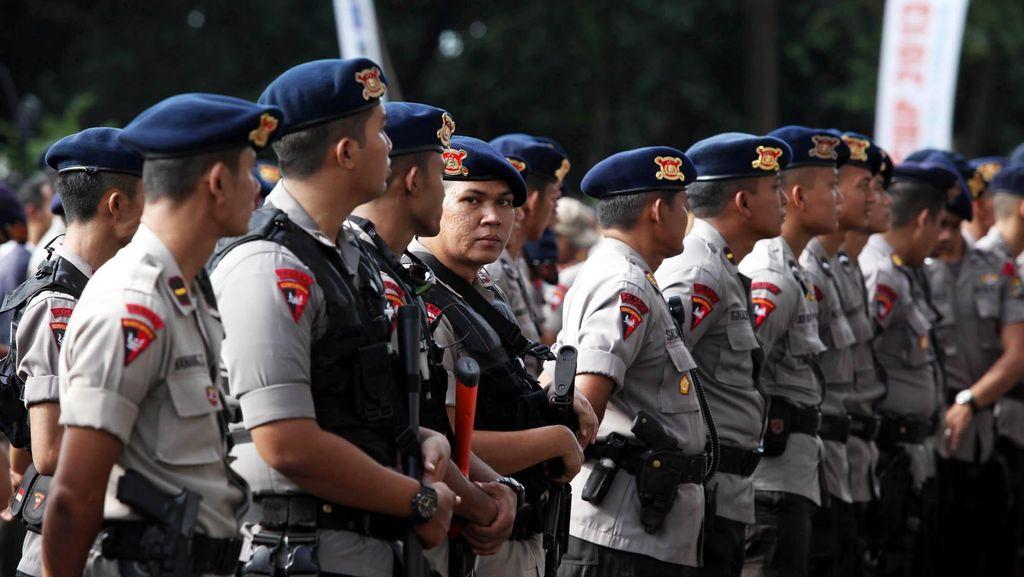Pengamanan Lebaran, Polsek Kelapa Gading Bentuk Satgas Rumsong