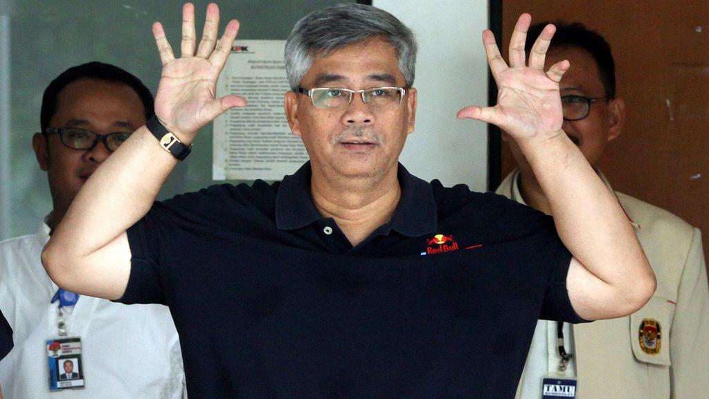 PK Ditolak, Bonaran Si Penyuap Akil Mochtar Tetap Dibui 4 Tahun