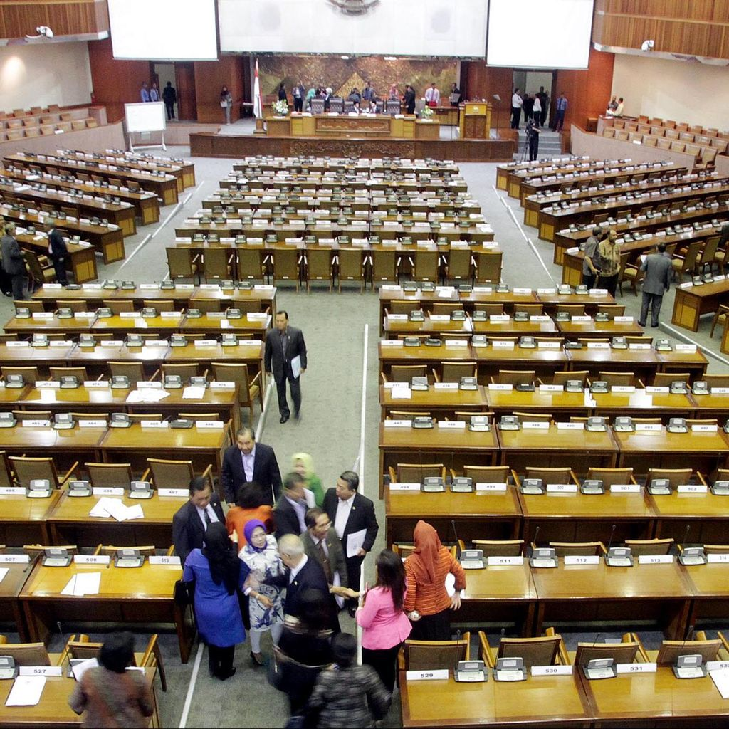 Komisi III DPR: Calon Pimpinan KPK Harus Punya Tiga Hal