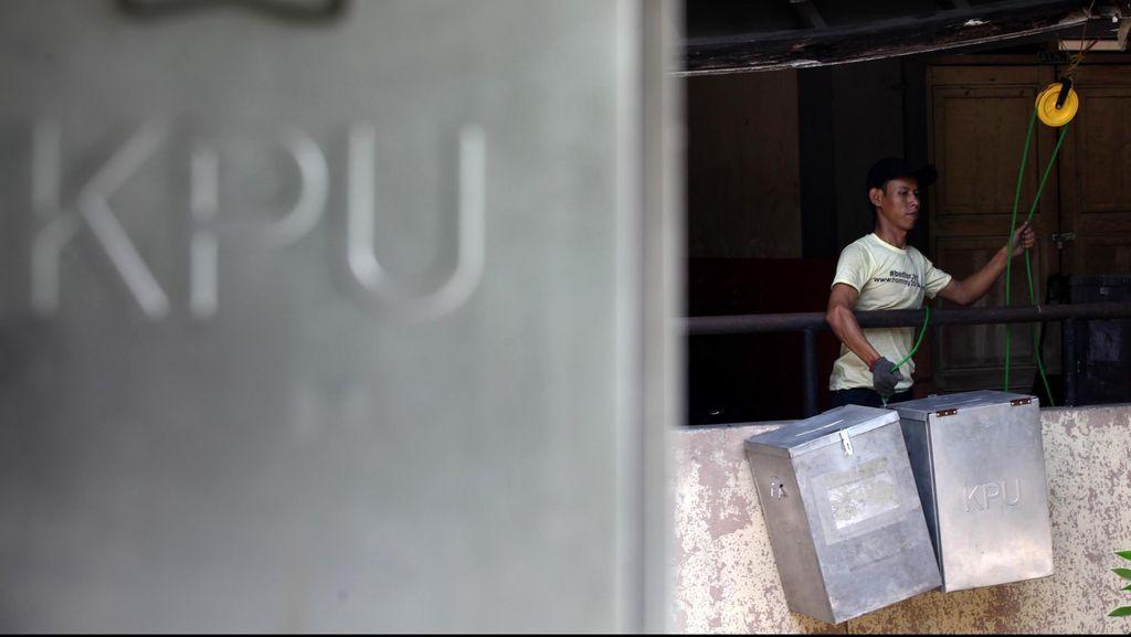Komisi II Minta KPU Buat Aturan Soal Calon Tunggal di Pilkada