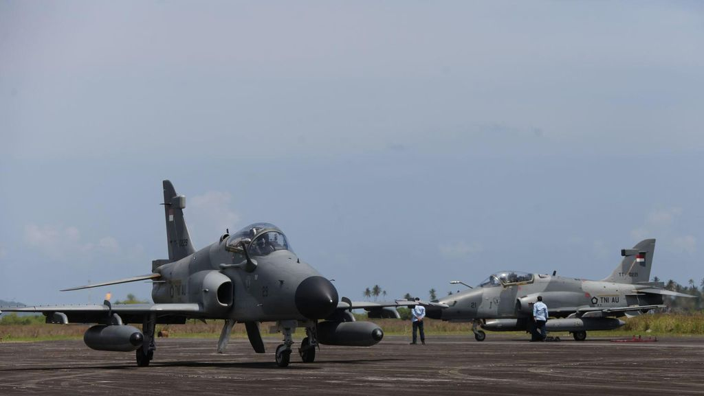 Pesawat Tempur akan Disiapkan di Lanud Tarakan, Awasi Pelanggaran Perbatasan