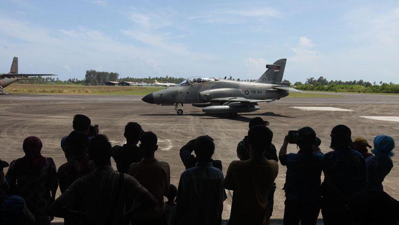 Latihan Udara TNI Diminta Tak Terkonsentrasi di Jawa
