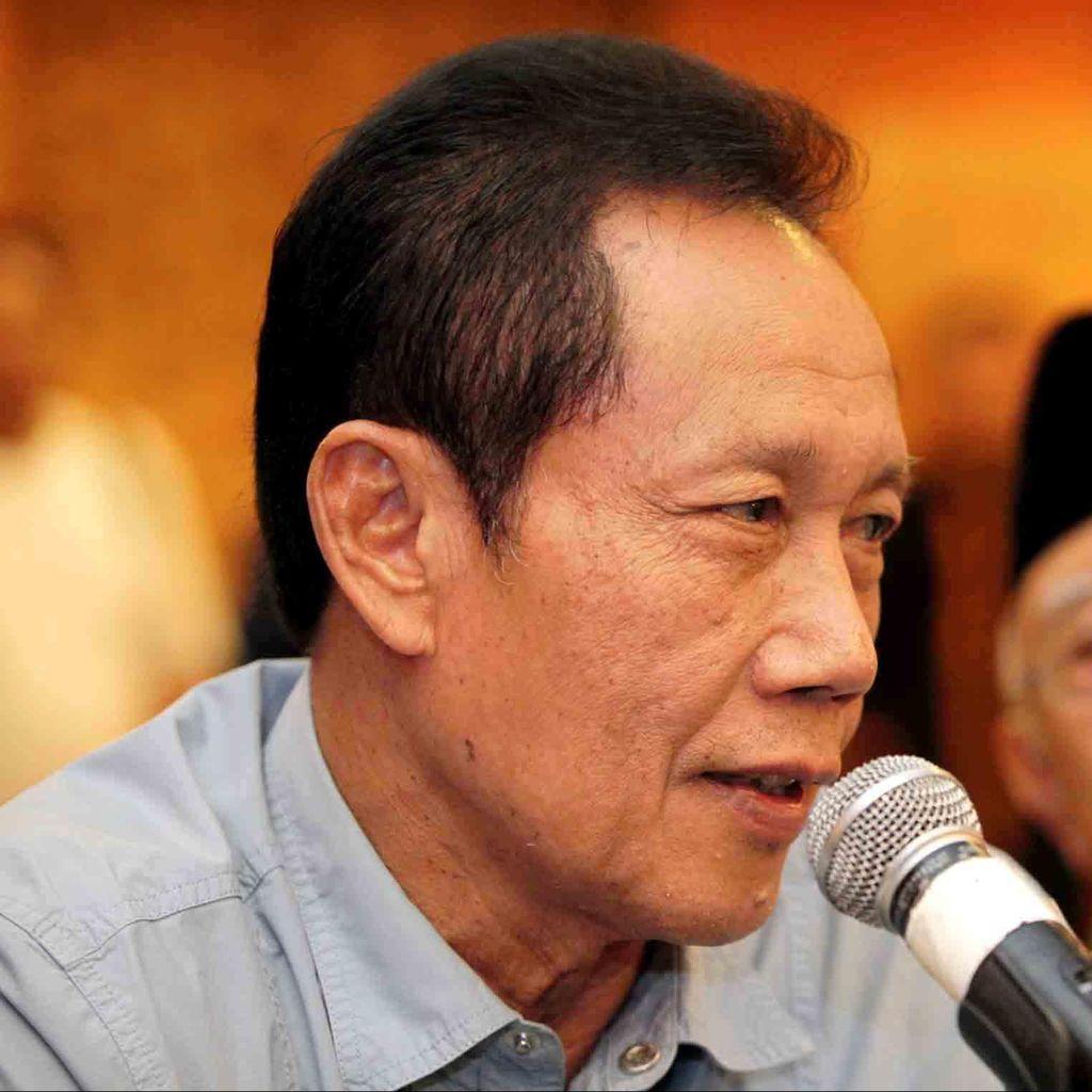 Tiba di DPR, Bang Yos Siap Paparkan Visi Misi Sebagai Calon KaBIN
