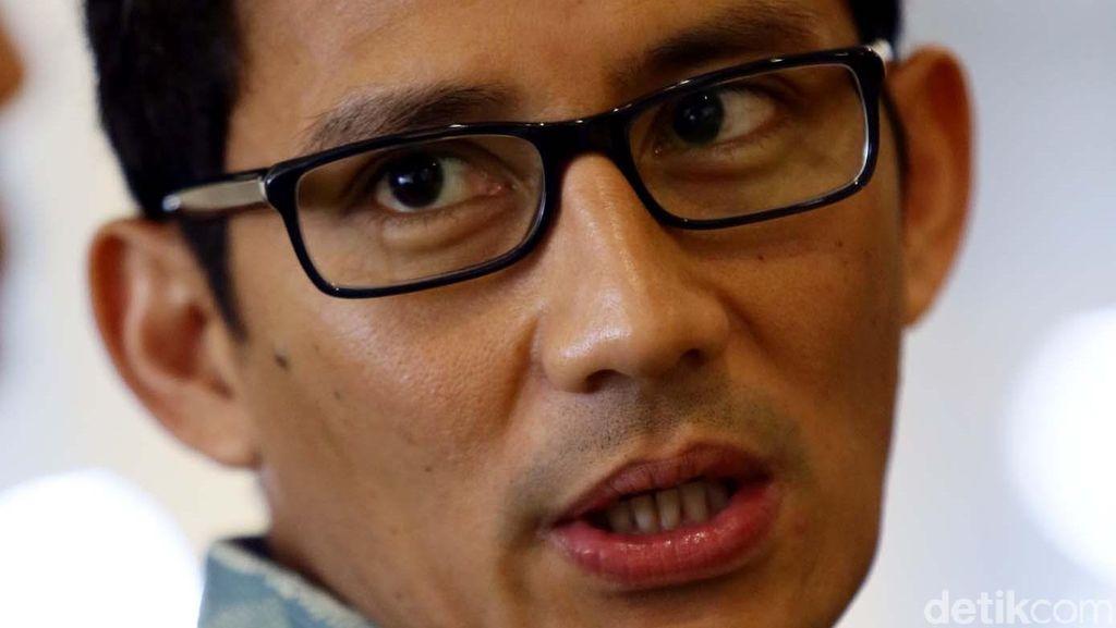 Gerindra: Demokrat Sudah Terima Sandiaga Uno Jadi Cagub DKI