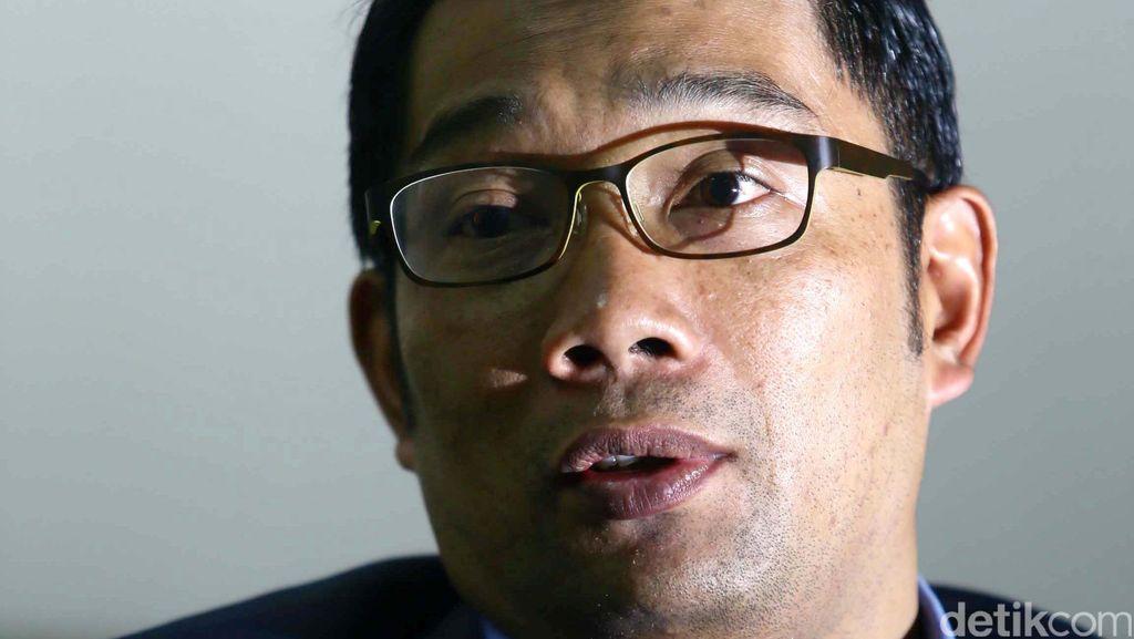 Tak Hanya Bima Arya, Ridwan Kamil Juga Curhat Soal Gangguan dari LSM
