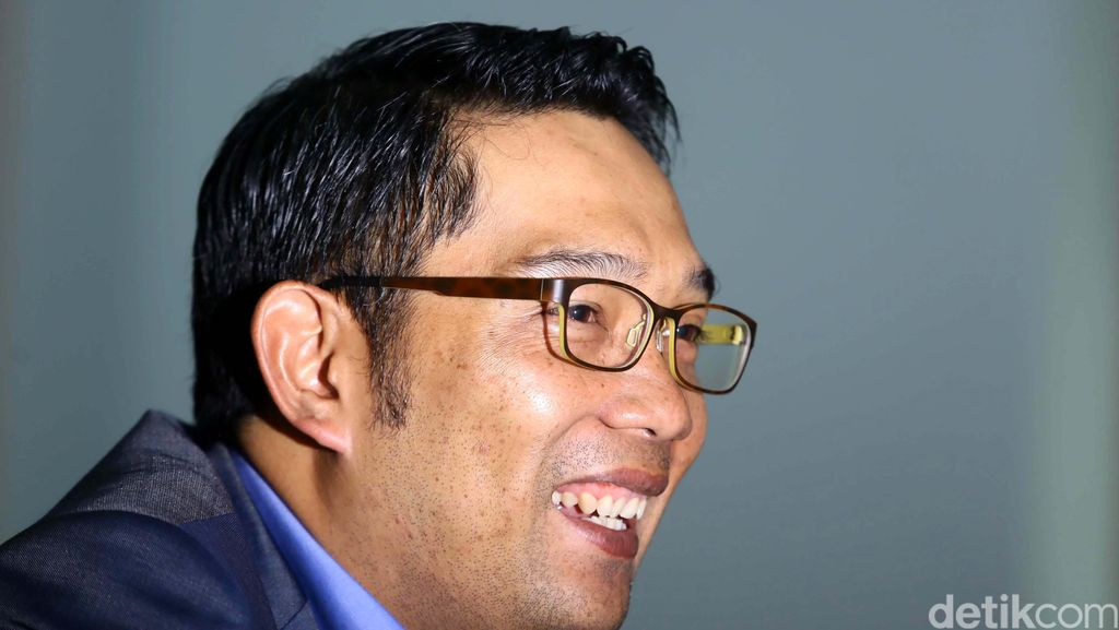 Ridwan Kamil Tantang Brigez Bikin Acara Zikir Anti Korupsi
