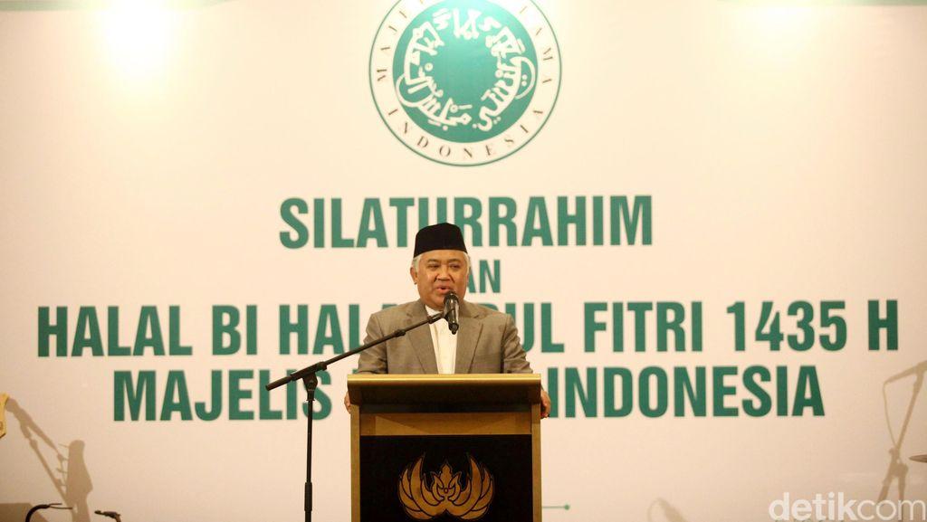 Din: Pendidikan Islam Belum Sampai Penanaman Akhlak