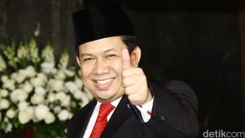 Meski Ganti Presiden, PKS Pertahankan Fahri Hamzah Jadi Pimpinan DPR