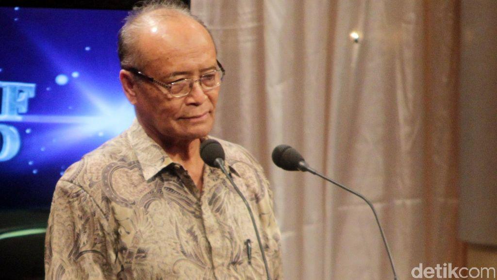 Saran Syafii Maarif ke Jokowi-JK Soal Reshuffle: Cari Orang yang Dosanya Kurang!