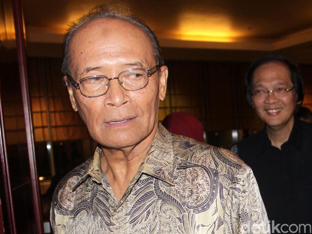 Temui Jokowi, Buya Syafii Ngaku Bahas Tembakau Sampai Mafia Migas