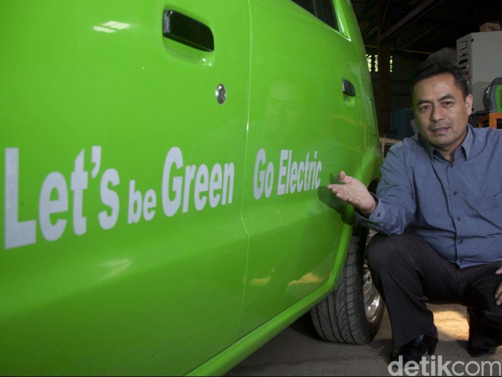 Testimoni Faisal Basri Soal Dasep Mobil Listrik, Inovator yang Jadi Tersangka