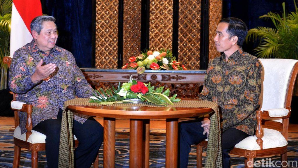Desak Penerbitan Perppu Calon Tunggal Pilkada, Demokrat Surati Jokowi
