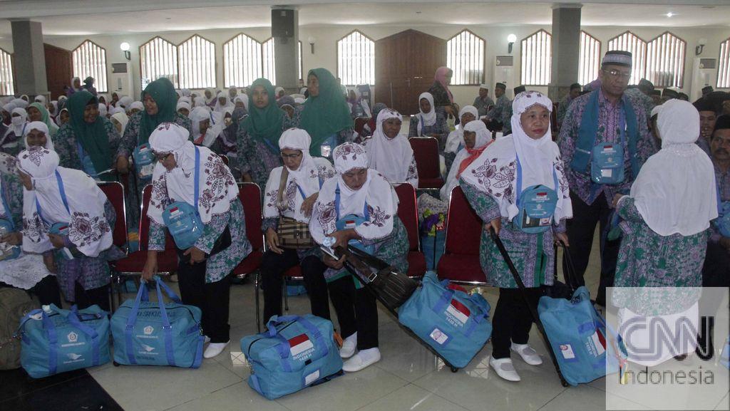 Saksi: Haji Pakai Sisa Kuota Dapat Keuntungan Sama dengan Calhaj yang Antre