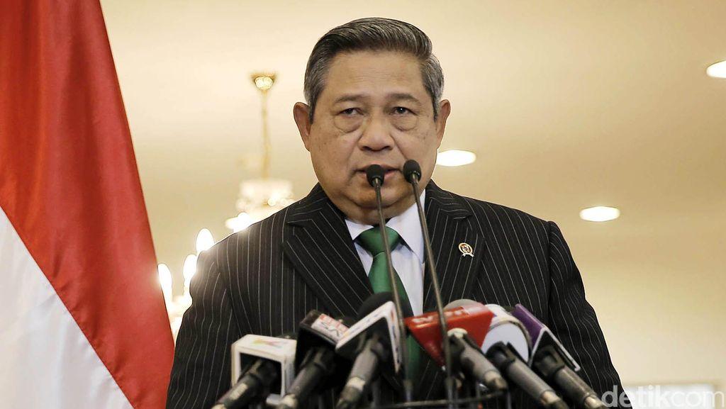 SBY: Teladani Nabi Muhammad SAW, Insya Allah Diri Kita Akan Lebih Baik