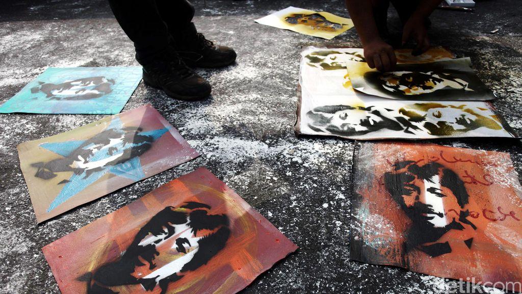 11 Tahun Kematian Munir, Seskab: Pemerintah Menolak Lupa!
