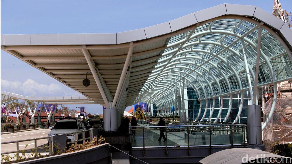 Operasional Bandara Berangsur Pulih, Pesawat Antre Menuju Ngurah Rai