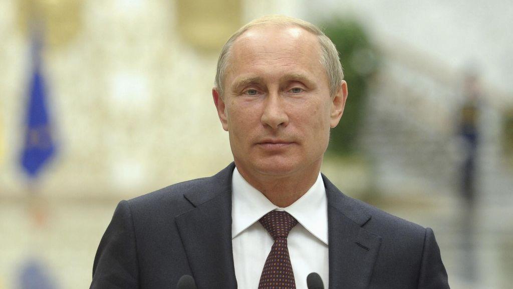 Presiden Rusia Perpanjang Larangan Impor Makanan Barat