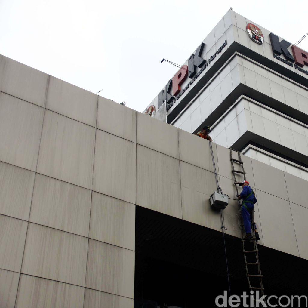 Penyidik KPK Kompol Apip Diteror, Polisi Cek Rekaman CCTV di Rumah